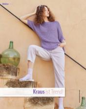 Strickanleitung - Kraus ist Trend - Fantastische Frühlings-Strickideen 02/2020