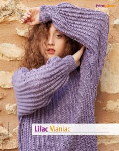 Strickanleitung - Lilac Maniac - Fantastische Frühlings-Strickideen 02/2020