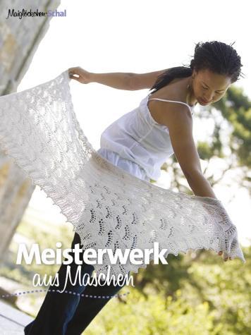 Strickanleitung - Meisterwerk aus Maschen - Simply Kreativ Sonderheft Lace für jeden Tag – 01/2020