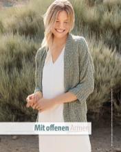 Strickanleitung - Mit offenen Armen - Fantastische Frühlings-Strickideen 02/2020