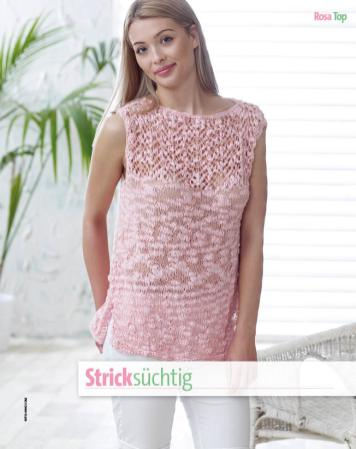 Strickanleitung - Stricksüchtig - Fantastische Frühlings-Strickideen 02/2020