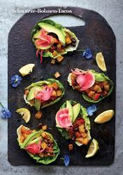 Rezept - Schwarze-Bohnen-Tacos - Vegan Food & Living – 03/2020