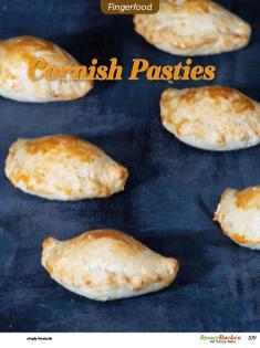 Rezept - Cornish Pasties - Brötchen Backen mit Tommy Weinz Teil 2 – 03/2020