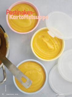 Rezept - Pastinaken-Kartoffelsuppe - Simply Kochen mit Vorräten 02/2020