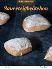 Rezept - Sauerteigbrtchen - Brötchen Backen mit Tommy Weinz Teil 2 – 03/2020