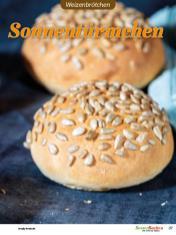 Rezept - Sonnentürmchen - Brötchen Backen mit Tommy Weinz Teil 2 – 03/2020