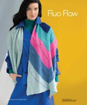 Strickanleitung - Fluo Flow - Designer Knitting 03/2020