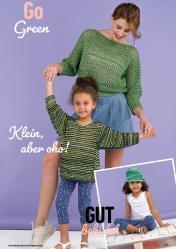 Strickanleitung - Go Green, Klein aber oho! und Gut behütet - Bella – Einfach Stricken 03/2020