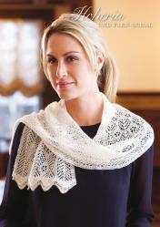 Strickanleitung - Hoheria und Farn-Schal - Simply Kreativ Sonderheft - Lace aus aller Welt