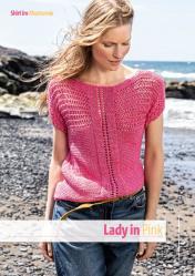 Strickanleitung - Lady in Pink - Fantastische Sommer-Strickideen 03/2020