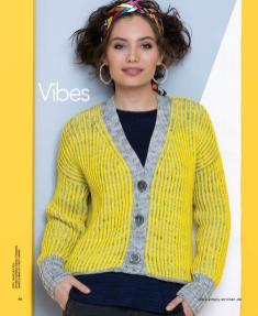 Strickanleitung - Vibes - Designer Knitting 03/2020