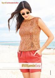 Strickanleitung - Vitamin Sea - Fantastische Sommer-Strickideen 03/2020