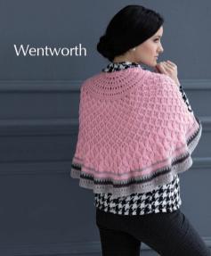 Strickanleitung - Wentworth - Designer Knitting 03/2020