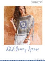 Häkelanleitung - XXL-Granny Square - Simply Haekeln - 04/2020