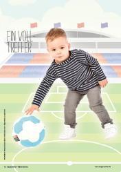 Nähanleitung - Ein Volltreffer - Simply Nähen – Nähen für Kids 01/2020