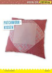 Nähanleitung - Patchwork-Kissen - Simply Nähen 04/2020