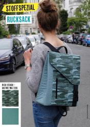 Nähanleitung - Rucksack - Simply Nähen 04/2020