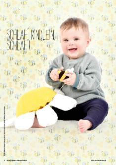 Nähanleitung - Schlaf' Kindlein, schlaf'! - Simply Nähen – Nähen für Kids 01/2020