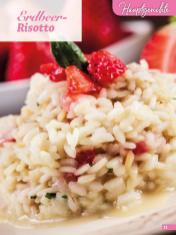 Rezept - Erdbeer-Risotto - Simply Backen Sonderheft Erdbeeren – 01/2020