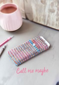Strickanleitung - Call me maybe - Simply Stricken 04/2020