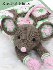 Häkelanleitung - Knuffel-Maus - Simply Häkeln Best of Amigurumi & Friends 01/2020