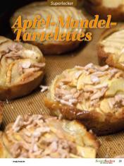Rezept - Apfel-Mandel-Tartelettes - Besser Backen mit Tommy Weinz Vol. 2 – 04/2020