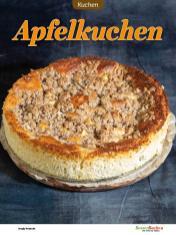 Rezept - Apfelkuchen - Low Carb Backen mit Tommy Weinz – 01/2020