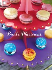 Rezept - Bunte Macarons - Simply Kreativ Heft 03/2020