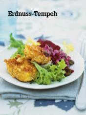 Rezept - Erdnuss-Tempeh - Vegan Food & Living – 04/2020