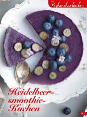 Rezept - Heidelbeersmoothie-Kuchen - Simply Backen Sonderheft Sommertorten – 01/2020