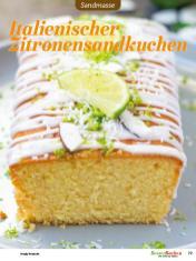 Rezept - Italienischer Zitronensandkuchen - Besser Backen mit Tommy Weinz Vol. 2 – 04/2020