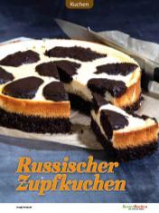 Rezept - Russischer Zupfkuchen - Low Carb Backen mit Tommy Weinz – 01/2020