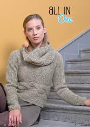 Strickanleitung - All in One - Lina – Einfach Stricken 04/2020