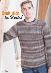 Strickanleitung - Dreh' dich im Kreis! - Lina – Einfach Stricken 04/2020