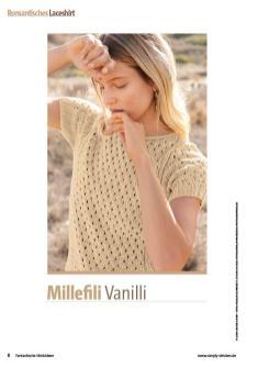 Strickanleitung - Millefili Vanilli - Fantastische Strickideen Sonderheft 04/2020