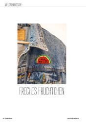 Nähanleitung - Freches Früchtchen - Simply Nähen 05/2020