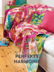Nähanleitung - Perfekte Harmonie - Simply Kreativ Sonderheft Patchwork + Quilting 01/2020