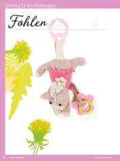 Häkelanleitung - Fohlen - Sonderheft Häkeln Amigurumi Vol. 26 – Babygurumi 03/2020