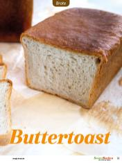 Rezept - Buttertoast - Easy Backen mit Sauerteig mit Tommy Weinz – 01/2020