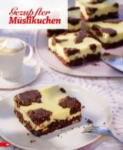 Rezept - Gezupfter Müslikuchen - Simply Backen Blechkuchen – 03/2020