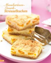 Rezept - Mandarinen-Quark-Streuselkuchen - Simply Backen Blechkuchen – 03/2020