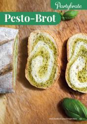Rezept - Pesto-Brot - Simply Backen kompakt Brote 04/2020