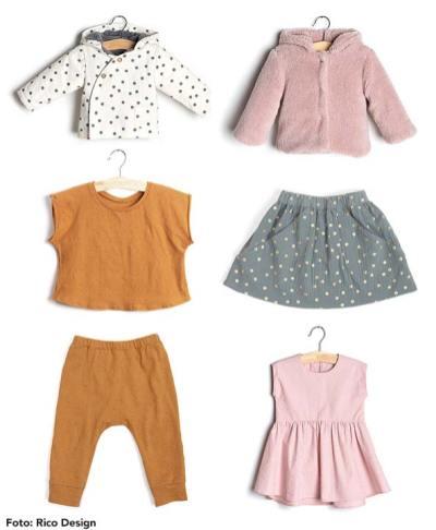 Rico Design Naehbuch Baby-2