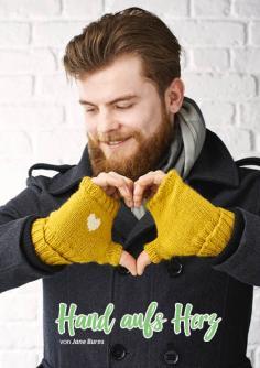 Strickanleitung - Hand aufs Herz - Simply Stricken Extra kompakt Handschuhe & Stulpen 01/2020