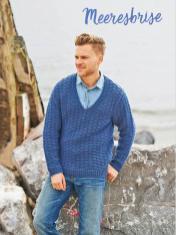 Strickanleitung - Meeresbrise - Simply Stricken Sonderheft Best of Pullover 01/2020