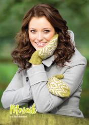 Strickanleitung - Mosaik - Simply Stricken Extra kompakt Handschuhe & Stulpen 01/2020