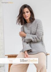 Strickanleitung - Silberstreifen - Fantastische Herbst-Strickideen 05/2020