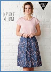 Nähanleitung - Der Rock Kelham - Simply Nähen 06/2020
