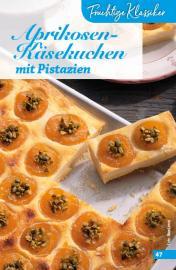 Rezept - Aprikosen-Käsekuchen mit Pistazien - Simply Backen Sonderheft Obstkuchen – 01/2020