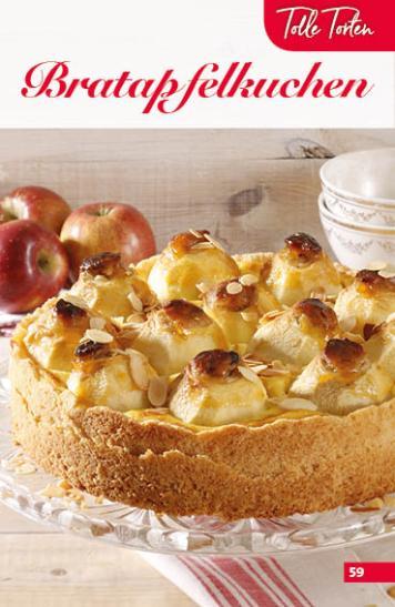 Rezept - Bratapfelkuchen - Simply Backen Sonderheft Obstkuchen – 01/2020